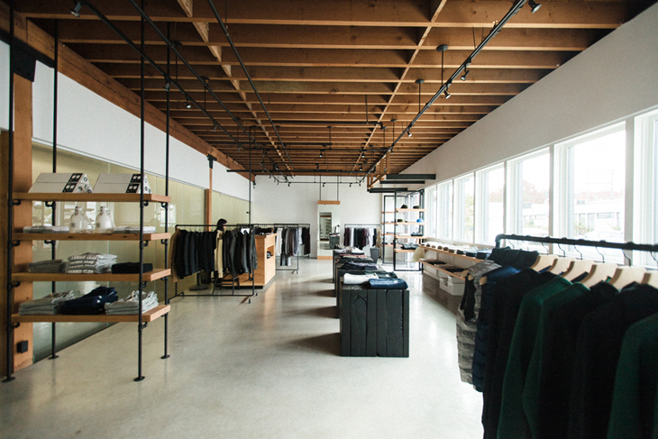 9d875b4831 Wings+Horns, the brand which specializes in contemporary menswear with  Japanese and military inspirations, is one menswear brand that has achieved  global ...