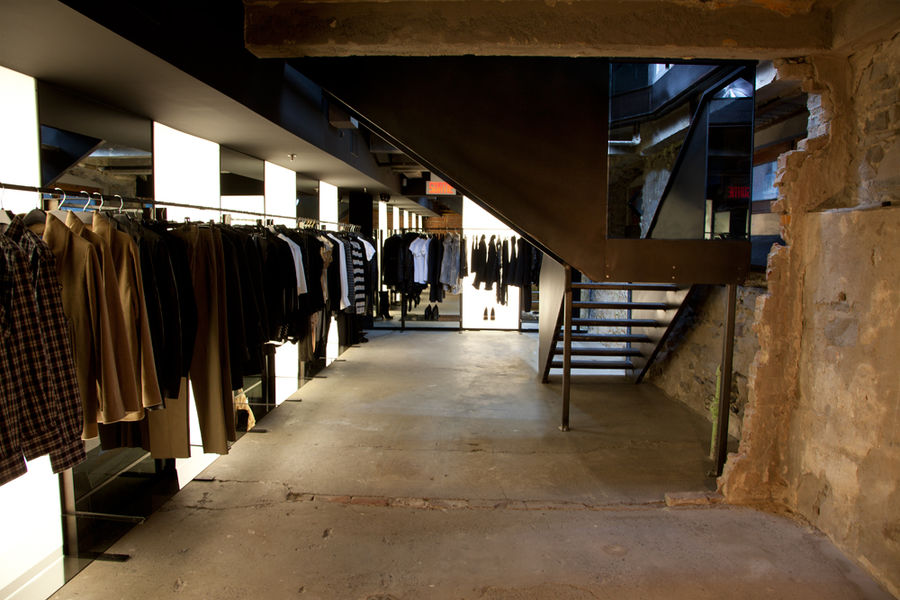 d103f965dc The Montreal-based boutique is renowned by the online menswear community as  it carries some of the industry's most coveted high end ...