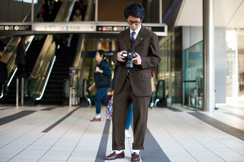 Five Lessons To Take From Japanese Street Style Novella