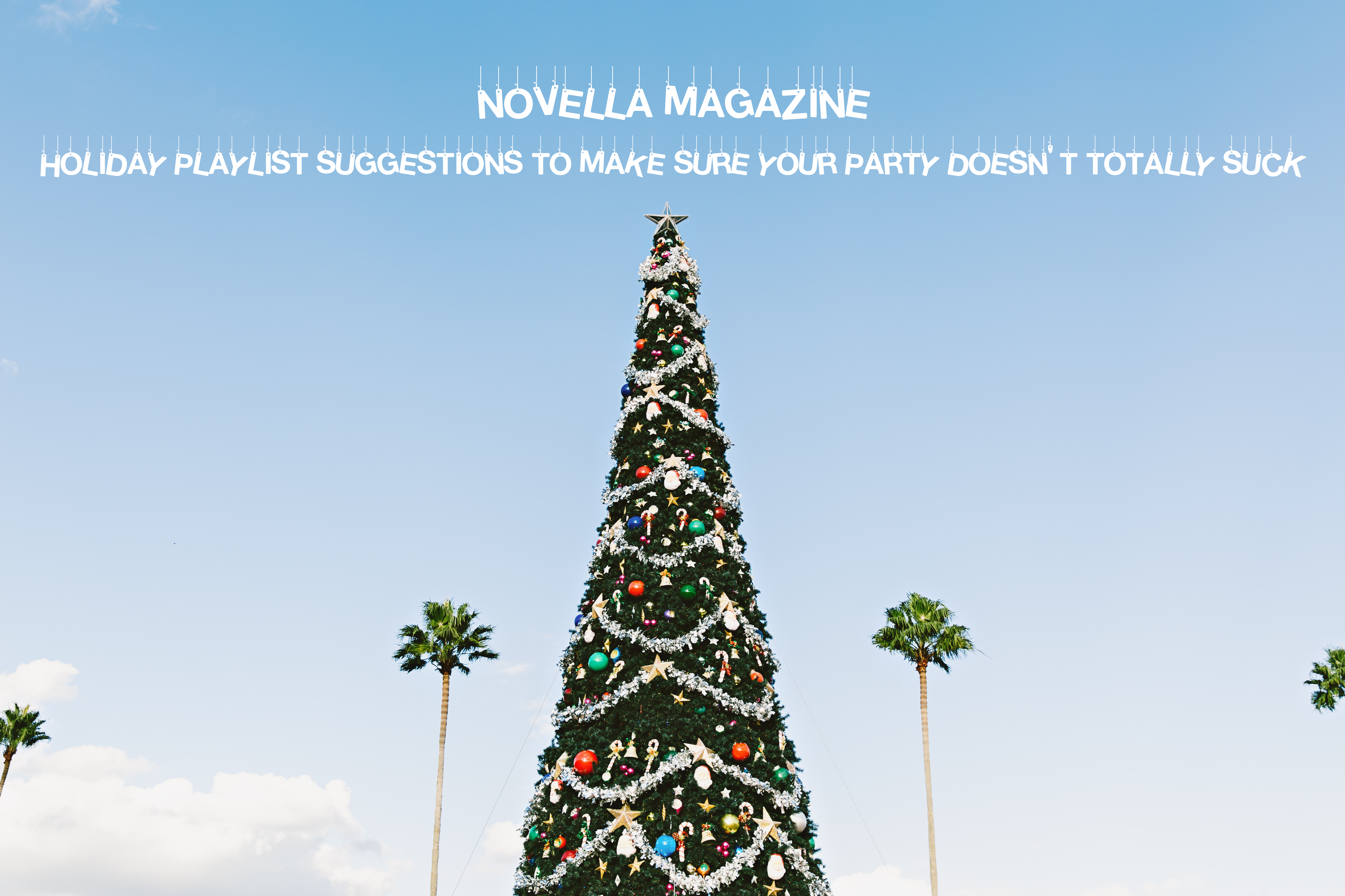 Holiday Playlist Suggestions to Make Sure Your Party Doesn\'t Totally ...