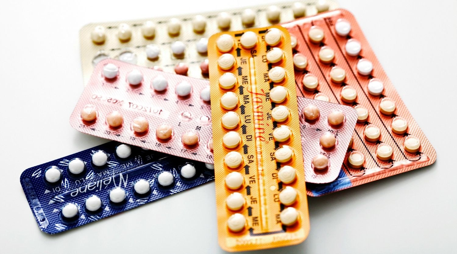 Birth control pills effect on sexuality